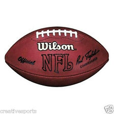 Official Wilson Nfl Leather Game Football 1990-2006 F1000 Tagliabue New In Box