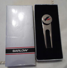 Silver-Toned, Barlow, Divot Tool, & Ball Marker, Gift Boxed