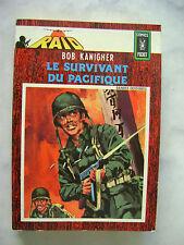 Recueil Raid n° 3315 - Bob Kanigher le survivant du Pacifique