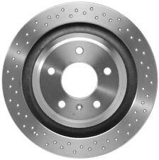 Disc Brake Rotor-Premium Brake Rotor Rear Bendix fits 05-07 Pontiac Grand Prix