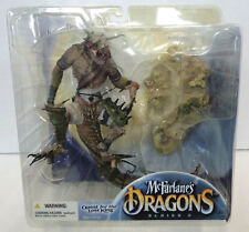 McFarlane's Dragons: Komodo Dragon Action Figure (2006) McFarlane New Series 3