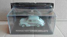 """DIE CAST """" RENAULT 4 CV CIRAGE ABEILLE """" SCALA  1/43"""