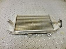 2008 KAWASAKI KX 450F KX450F RIGHT RADIATOR RAD NICE STRAIGHT NO DAMAGE WITH CAP