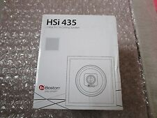 "BOSTON ACOUSTICS HSi 435 In-Ceiling Speakers 2 WAY 3 1/2"" NEW SEE PHOTOS"