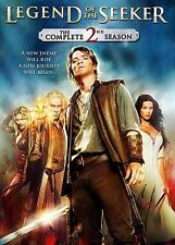 Legend of the Seeker: The Complete Second Season [5 Discs] (2010, DVD NIEUW) WS