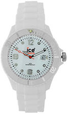 ice watch unisex silikon weiß small watch