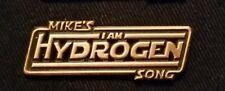 "Phish 'Mike's I Am Hydrogen Song"" Pin copper bronze Gamehendge gordon fishman"