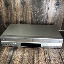 Toshiba SD-V393SU2 DVD VCR VHS Combo Player & Recorder TESTED NO REMOTE