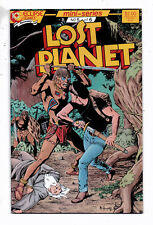 Lost Planet #5 and #6,of a 6-issue Limited Series, Eclipse Comics,1988,VF-NM