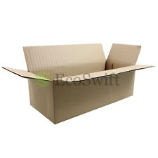 200 9x4x3 Cardboard Packing Mailing Moving Shipping Boxes Corrugated Box Cartons