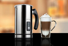 CHEFS STAR MILK FROTHER HOT/COLD CAPPUCCINO COFFEE LATTE MAKER MILK WARMER