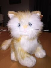 NEU! HEUNEC Glitter Katze Plüsch ca. 35-40 cm