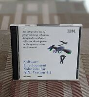 IBM Software Development Solutions for AIX Version 4.1. Third Edition CD-ROM