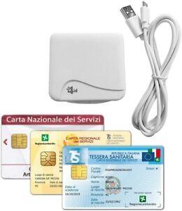 Lettore Smart Card Firma Digitale e Tessera Sanitaria Bit4id Internavigare