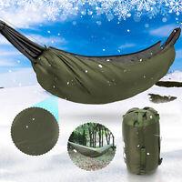 Camping Hammock Underquilt Ultralight  Length Hiking Under Quilt Warm Blanket GB