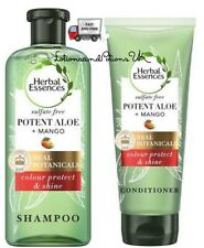 Herbal Essences ALOE & MANGO Sulphate Free Shampoo Conditioner - 2 PACK