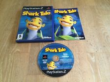 Shark Tale Playstation 2 PS2 PAL Game + Free UK Delivery