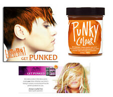 Jerome Russell Punky Colour Semi Permanent Hair Dye 3.5oz #1432 FLAME
