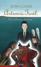 Artemis Fowl - Die verlorene Kolonie: Der fünfte Roman v...   Buch   Zustand gut