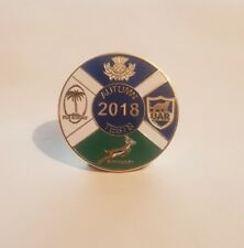 SCOTLAND RUGBY BADGE AUTUMN TESTS 2018