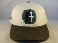 Kids Youth Size Animorphs Vintage Snapback Cap Hat Ivory Green