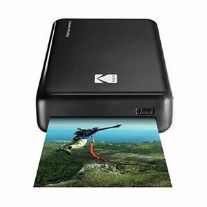 Kodak HD Wireless Portable Mobile Instant Photo Printer, Print Social Media