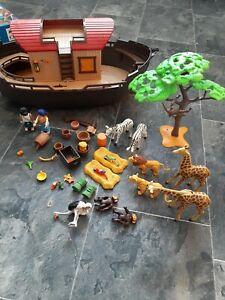 PLAYMOBIL 9373 Wild Life Noah's Ark