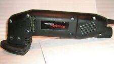 WORKSHOP - DETAIL ELECTRIC SANDER  - 180 W - 230 V - Pre-owned -  GOOD CONDITION
