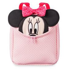 NWT Disney Store Minnie Mouse swim bag Backpack tote Pink pool