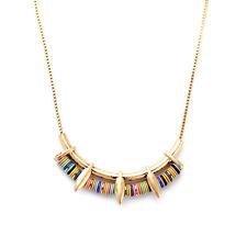Brand Designer Inner Wanderer Necklace Throw Pop Color statement Discs Zuni
