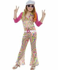 Girls' 1960s Fancy Dress Complete Outfit