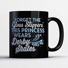 Roller Derby Mug - This Princess Wears Derby Skates