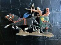 Plats d'étain - Zinnfiguren - Chariot égyptien n° 1