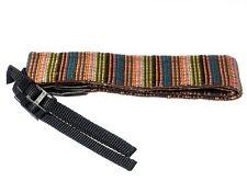 Stylish Vintage Fashion Camera Shoulder Neck Strap Belt DSLR Camera Colourful