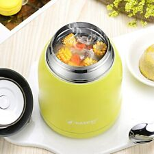 Thermos LunchBox Tableware Insulation Stainless Steel Vacuum Food Meal Container