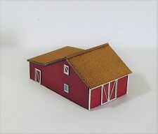 TT SCALE CRAFTSMAN KITS  TT-01 COUNTRY BARN