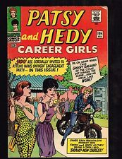 Patsy and Hedy #104 ~ Netflix ~ 1966 (5.0) WH