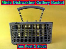Miele Dishwasher Spare Parts Cutlery Basket Rack Replacement Grey(B80) Brand New