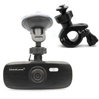 Blueskysea Capacitor G1W-CB Car Dash Camera DVR NT96650 AR0330 W/Mirror Mount