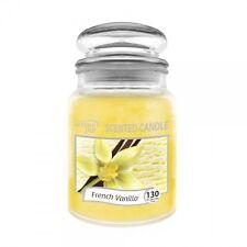 2 X FRENCH VANILLA-Caraibi 22oz GRANDE Giara candela, prezzo incredibile, migliore affare