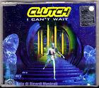 CDS/CDM CLUTCH - I CAN'T WAIT **NUOVO NON SIGILLATO**