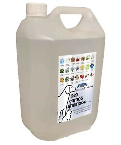 Neutracleanse Fresh Pet Carpet Shampoo - 5L - Fresh Linen