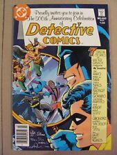 Detective Comics #500 DC Comics Batman Anniversary Issue Newsstand Edition 9.0