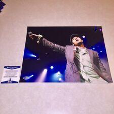 Justin Timberlake signed autographed 11X14 Photo Nsync Beckett Bas Coa