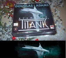 Douglas Adams Raumschiff Titanic PC-Spiel Starship Den Klassiker auf PC spielen