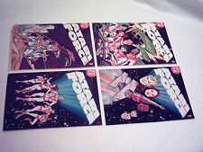 ATARI FORCE LOT Volume 1-4 DC Comic Books Released in 1982 *RARE* Nice Shape VGC