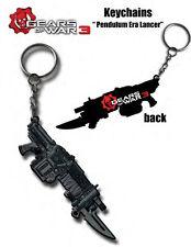 Gears of War 3 Metall-Schlüsselanhänger Pendulum Era Lancer NEU & OVP