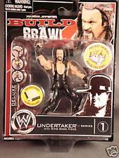 WWE Deluxe Build N Brawl Undertaker Series 1