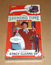 NEW & SEALED Shining Time Station - Stacy Cleans Up vhs Thomas The Tank Engine