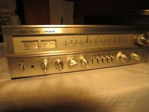 Vintage Fisher Stereo Receiver Studio-Standard Model RS-1020 tested Working
